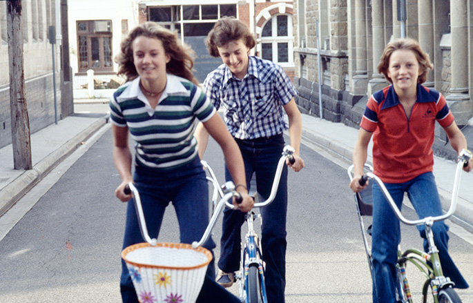 childrens bikes national museum of australia