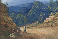 1813: Blue Mountains
