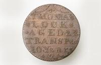 A convict token
