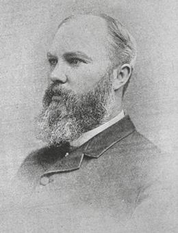 portrait of bearded gent