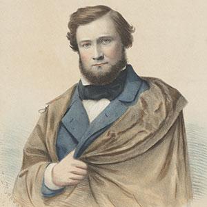 1854: Rebellion of goldminers at Eureka Stockade, Ballarat, Victoria