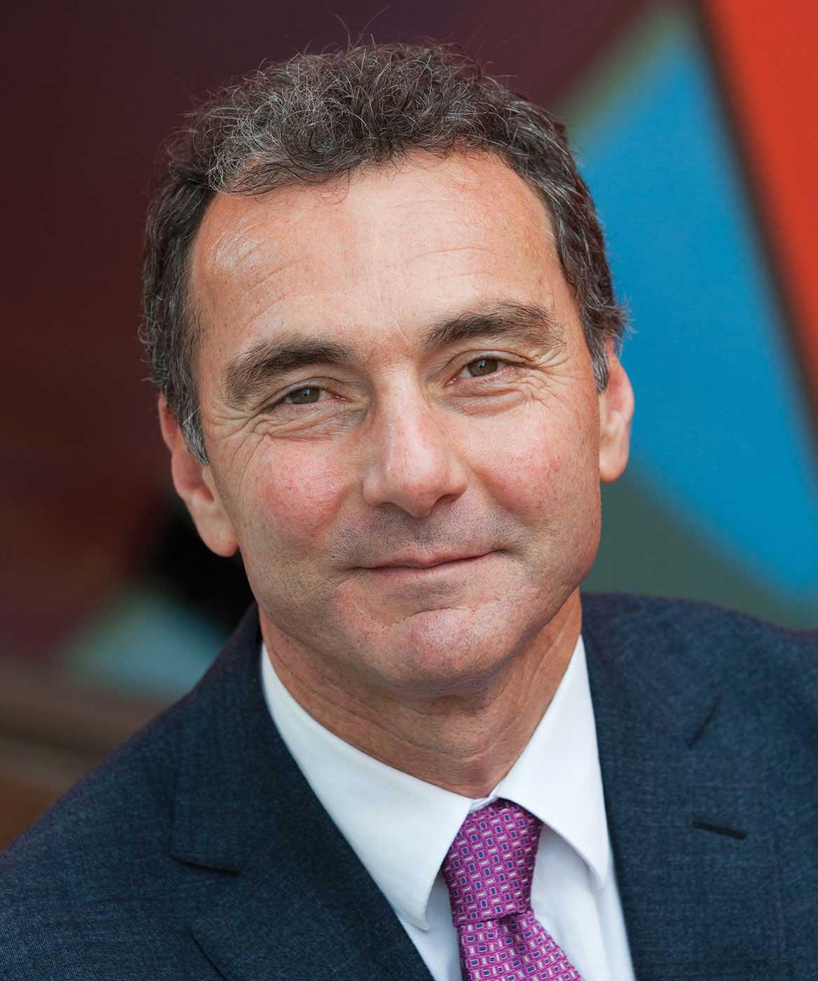 Director Mathew Trinca.