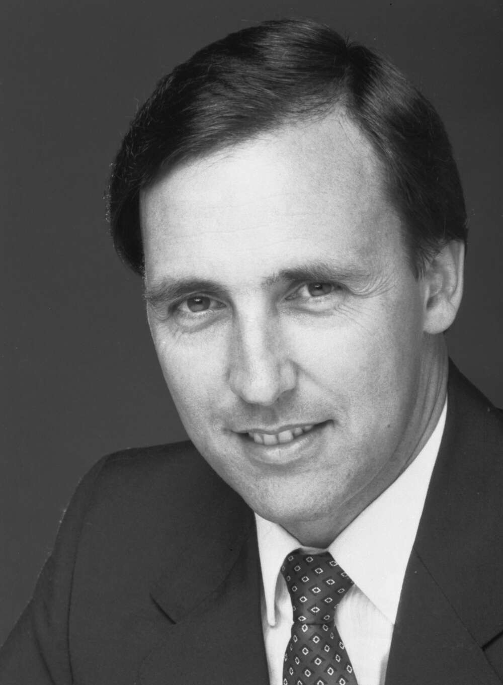 Portrait of Paul Keating - click to view larger image