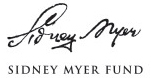 Logo for Sidney Myer Fund.