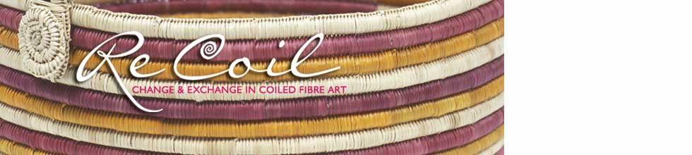 ReCoil: Change and exchange in coiled fibre art