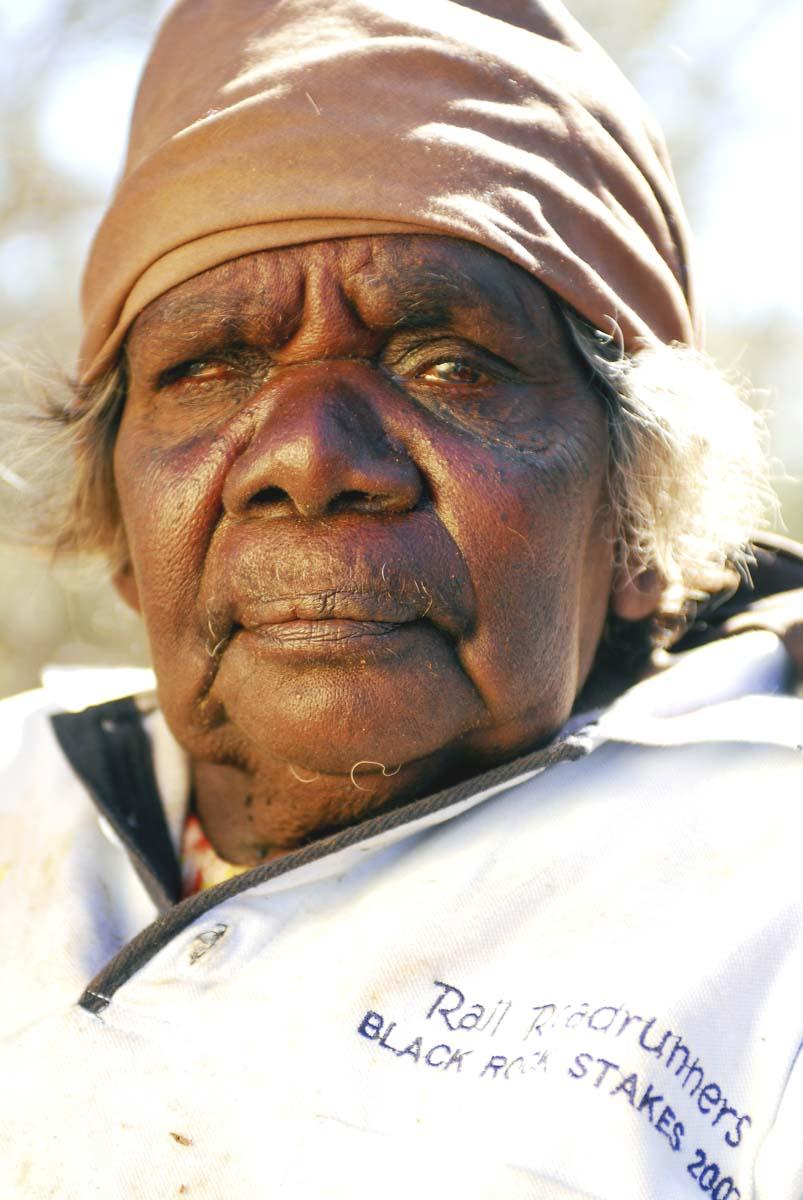 Portrait of Muni Rita Simpson. - click to view larger image