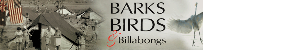 Barks, Birds and Billabongs symposium