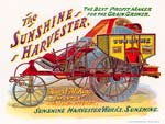 Sunshine Harvester poster