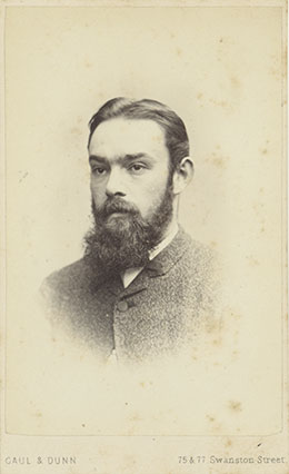 Portrait of Thomas Carrington