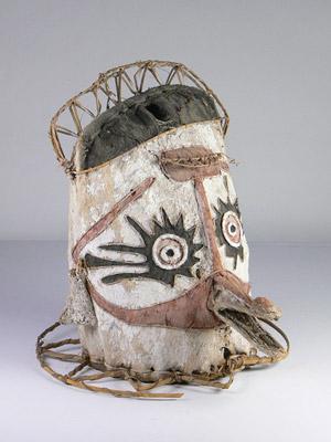 Papua Mask 1923