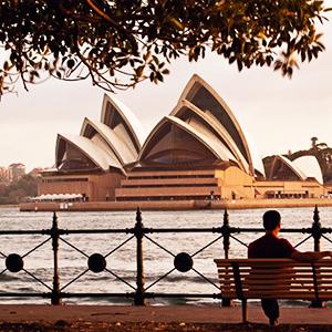 1973: Sydney Opera House opens