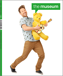 The Museum issue 9 cover
