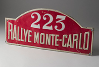 223 Rallye monte carlo