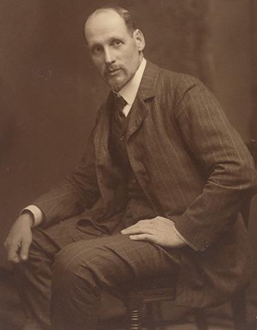 Portrait of Tom Roberts