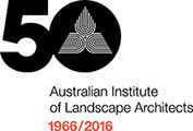 50 Australian Institute of Landscape Architects 1966/2016