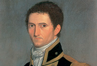 Portrait of Matthew Flinders