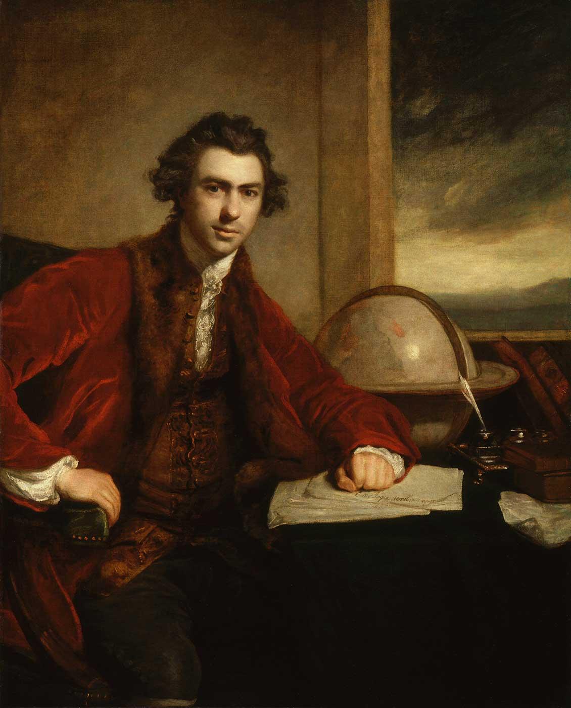 Sir Joseph Banks - click to view larger image