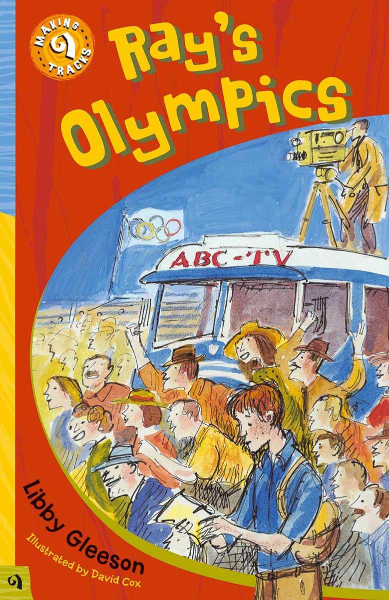 Children's book cover.