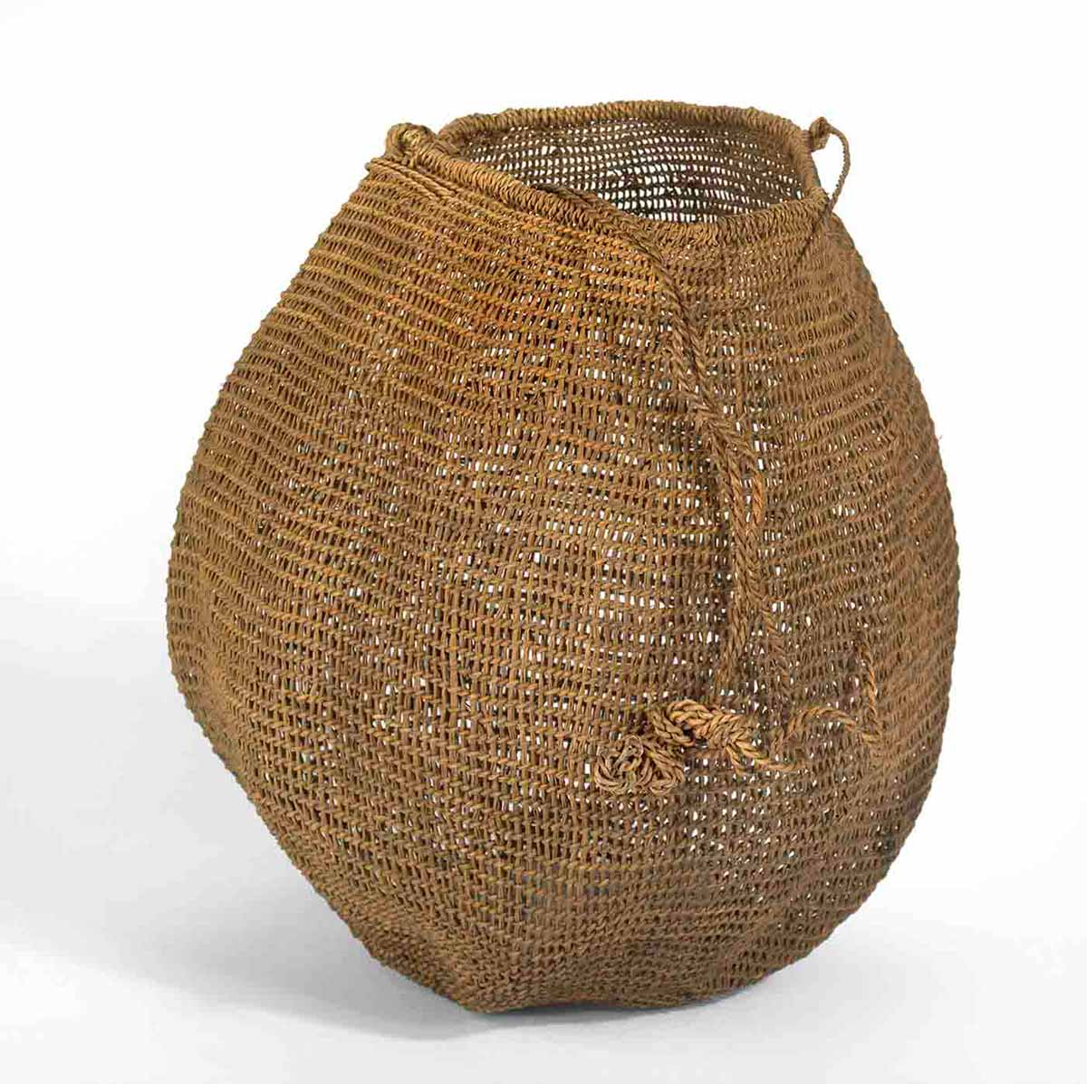 Woven basket. - click to view larger image