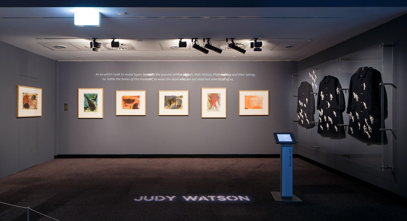 Judy Watson's work.