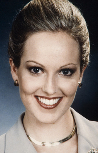 Miss Australia 1998, Suellen Fuller - click to view larger image