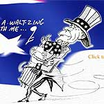 Australia Day 2004 cartoons - thumbnail image