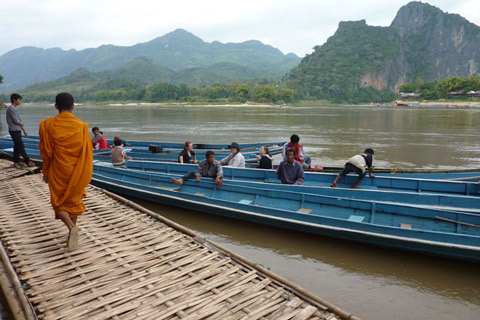 Mekong River, Pak Ou District.