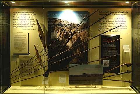 Bells Falls Gorge cabinet