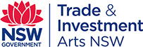 NSW Government, Trade and Investment Arts NSW