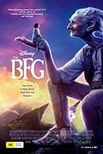Promotional poster of The BFG