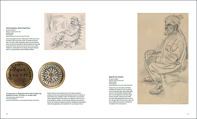 Page from the book featuring images and text. - click to view larger image