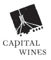 Logo for Capital Wines.