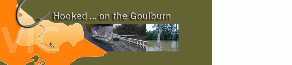 Hooked on the Goulburn River