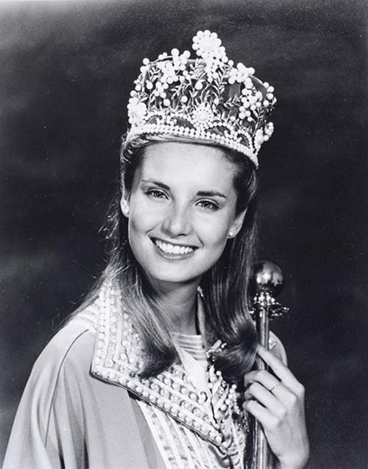 Miss Australia 1982, Jennifer Coupland - click to view larger image
