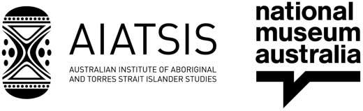 Logos. Australian Institute of Aboriginal and Torres Strait Islander Studies. National Museum of Australia.