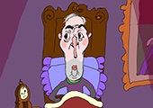 Keating Dream cartoon animation screen capture