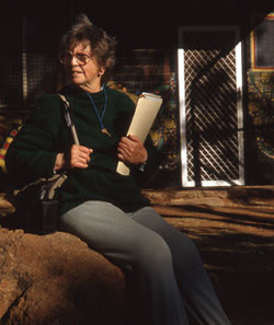 Hilliard at Ernabella in 1994