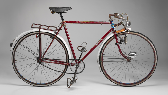 Malvern Star bicycle