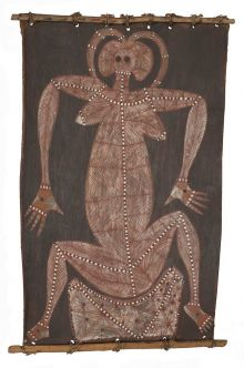 Ngalkunburriyaymi Female Spirit