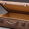 John Mulvaney's suitcase