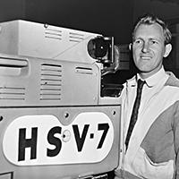 tv camera crewman