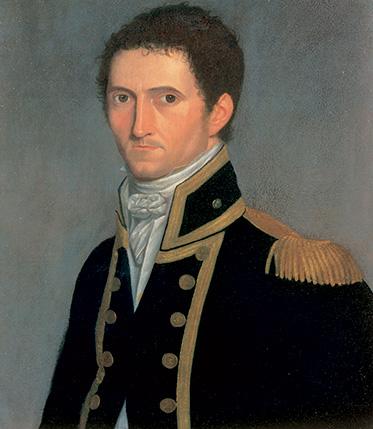 Portrait of Matthew Flinders