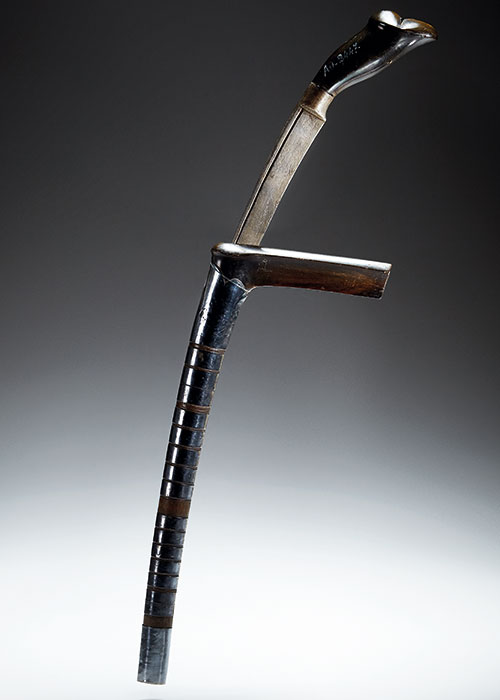 Sword with scabbard - click to view larger image