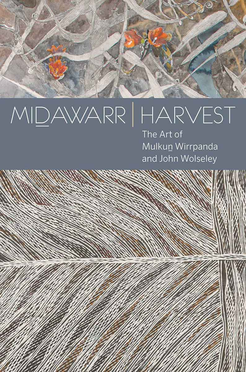 Midawarr | Harvest book cover.