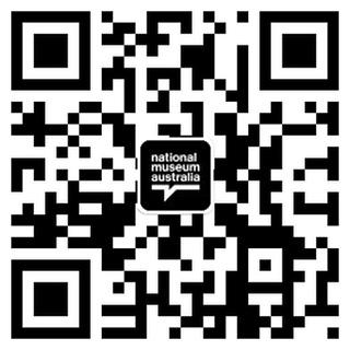 澳大利亚国家博物馆微博账号的二维码