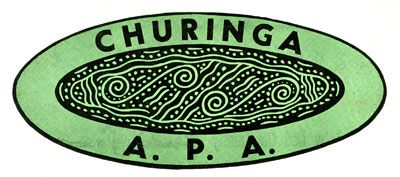Logo for CHURINGA, A.P.A. - click to view larger image