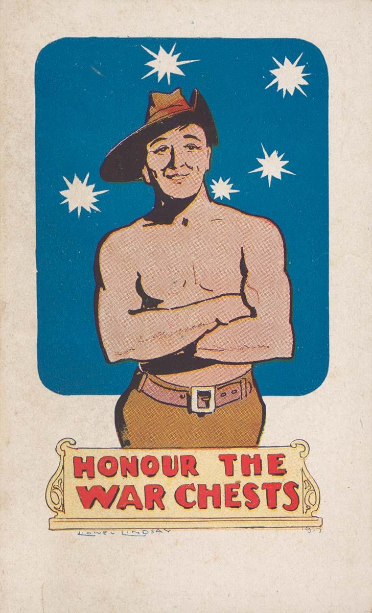 A pamphlet titled