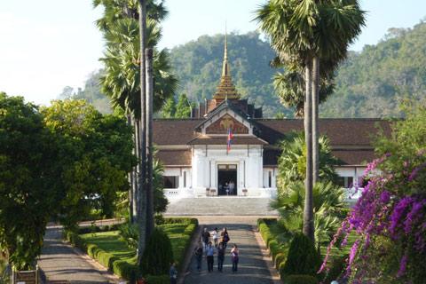 Luang Prabang National Museum, Lao.