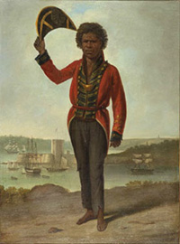 Augustus Earle 'Bungaree, a native of NSW'
