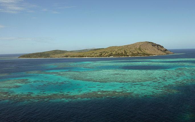 Mer (Murray Island), Torres Strait.